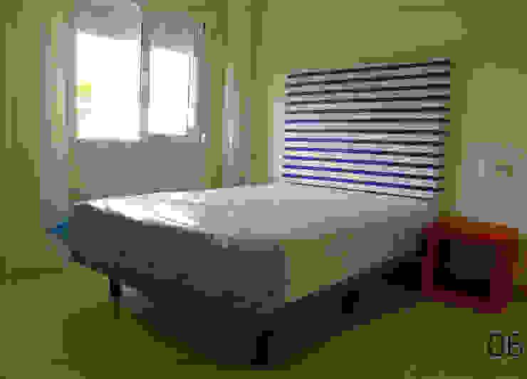 Cristina Lobo BedroomBeds & headboards