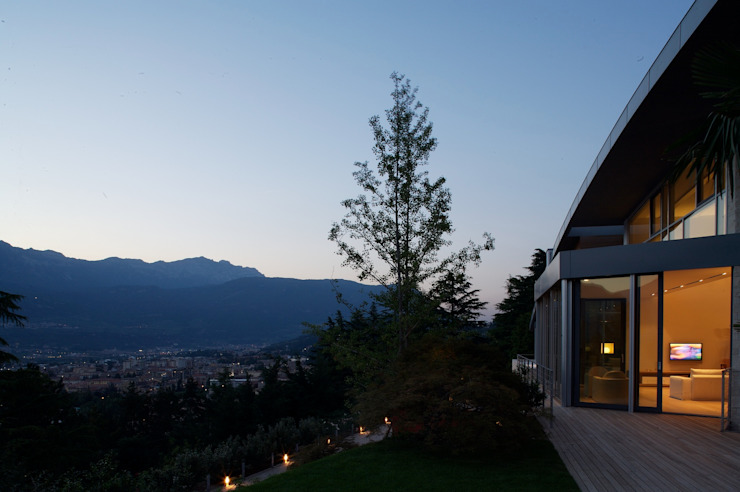 Houses by Studio Marastoni,