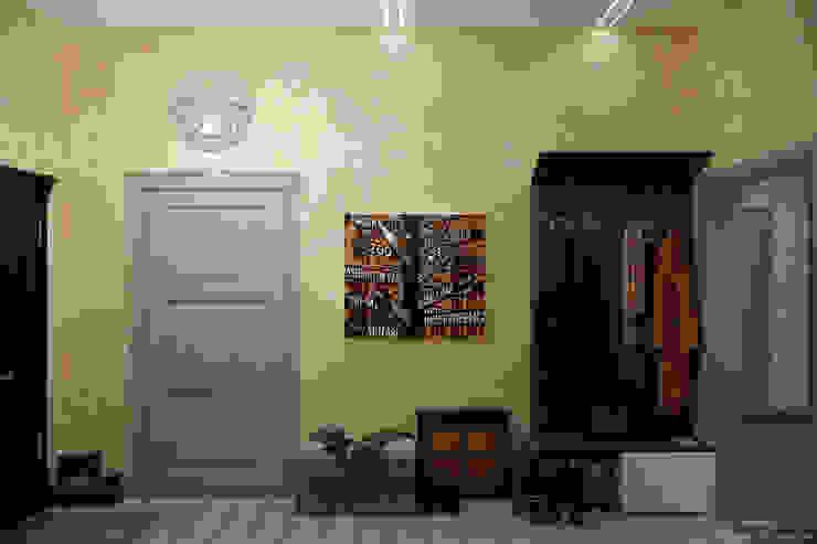Koridor & Tangga Gaya Country Oleh Студия интерьерного дизайна happy.design Country