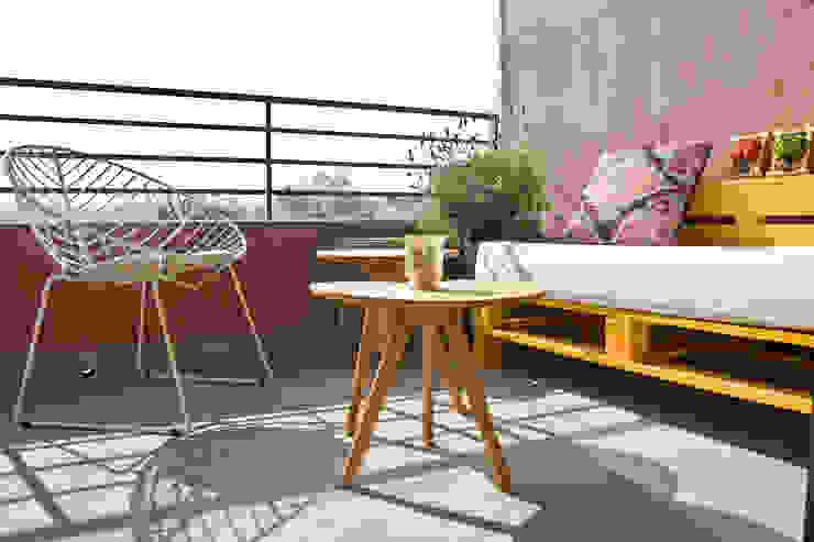Terraza: Terrazas  de estilo  por Klover