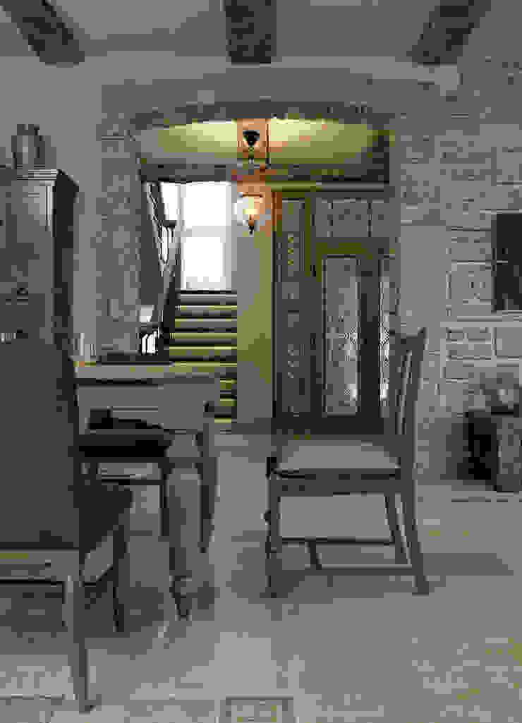 Mediterranean style living room by EJ Studio Mediterranean
