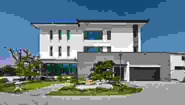 辰林設計 Moderne Häuser Beige