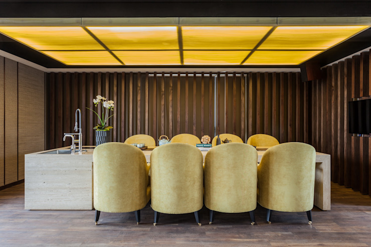 辰林設計 Conference Centres Yellow