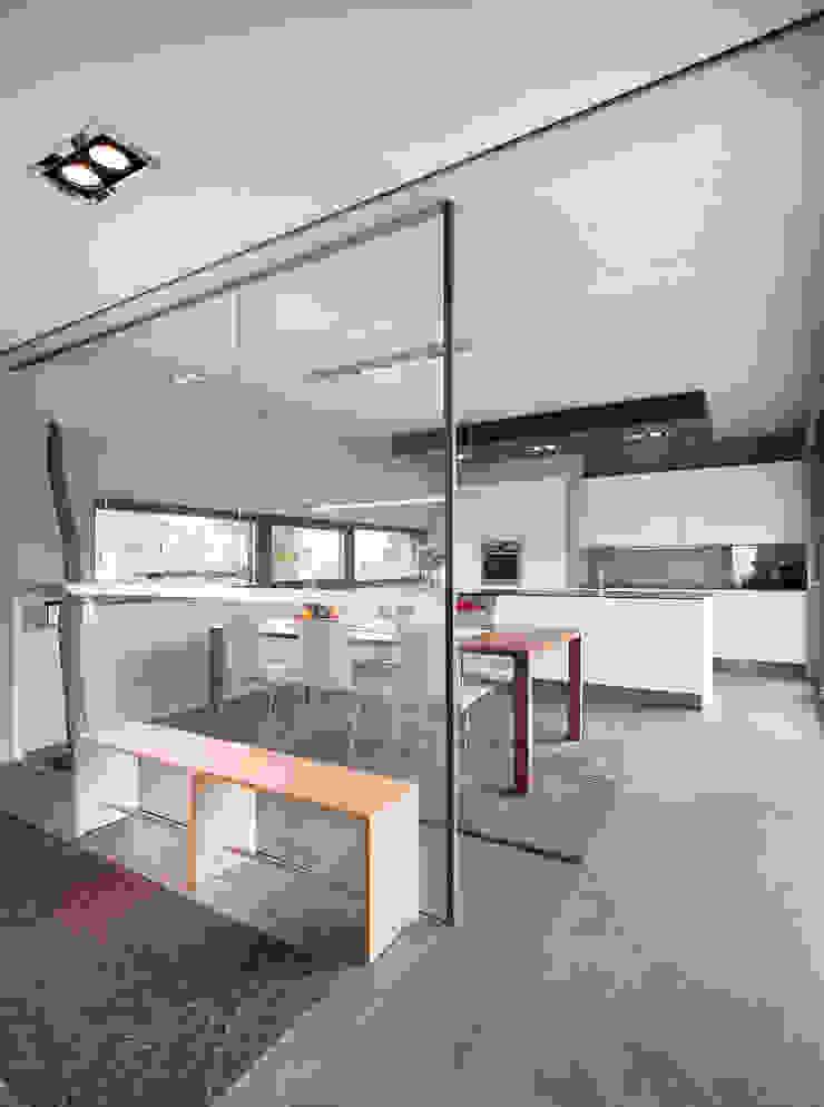 Architekturbüro zwo P Comedores de estilo moderno