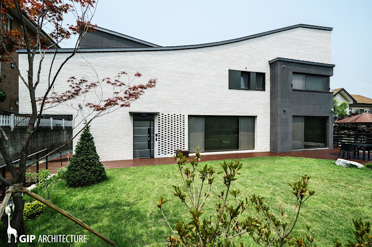 Casas modernas de GIP Moderno