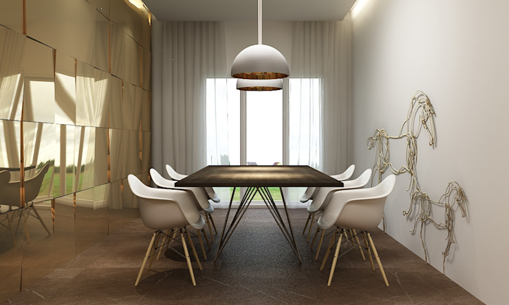 dining room Ashleys Minimalist dining room