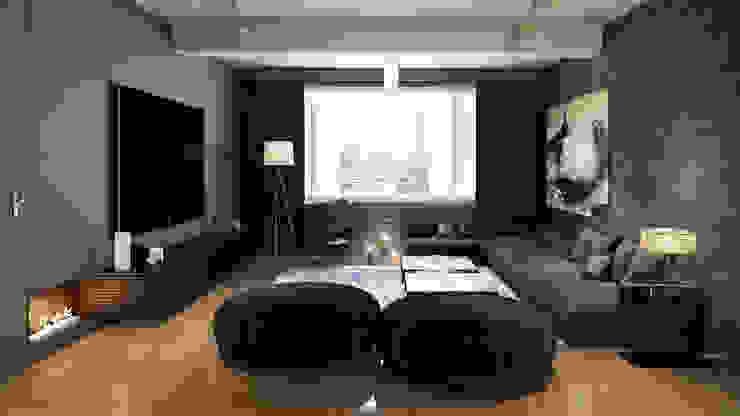 Living room Minimalist living room by Ashleys Minimalist