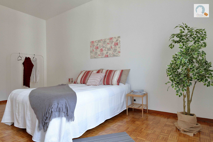 Charming Home Chambre moderne