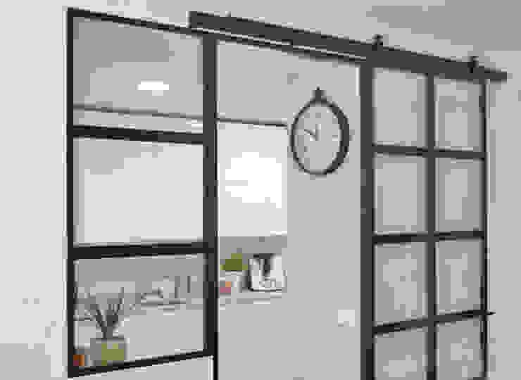 Reforma de cocina y baño en vivienda en Madrid Interioristas Dimeic, diseñadores y decoradores en Madrid Cocinas de estilo moderno