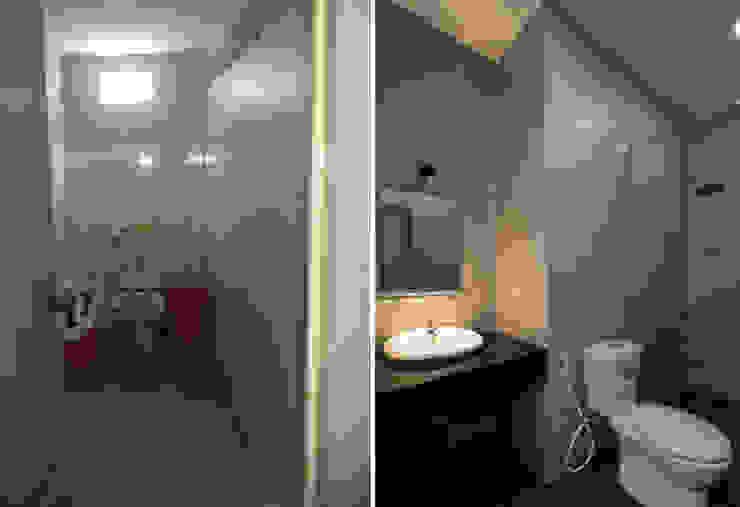 Salle de bains de style  par Công ty TNHH TK XD Song Phát
