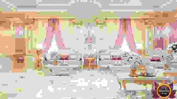 Salon classique par Luxury Antonovich Design Classique