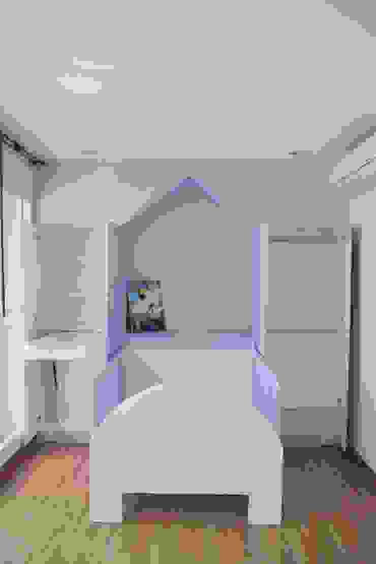 ผลงานการออกแบบตกแต่งภายในห้องนอนเด็ก โดย Parametric Design