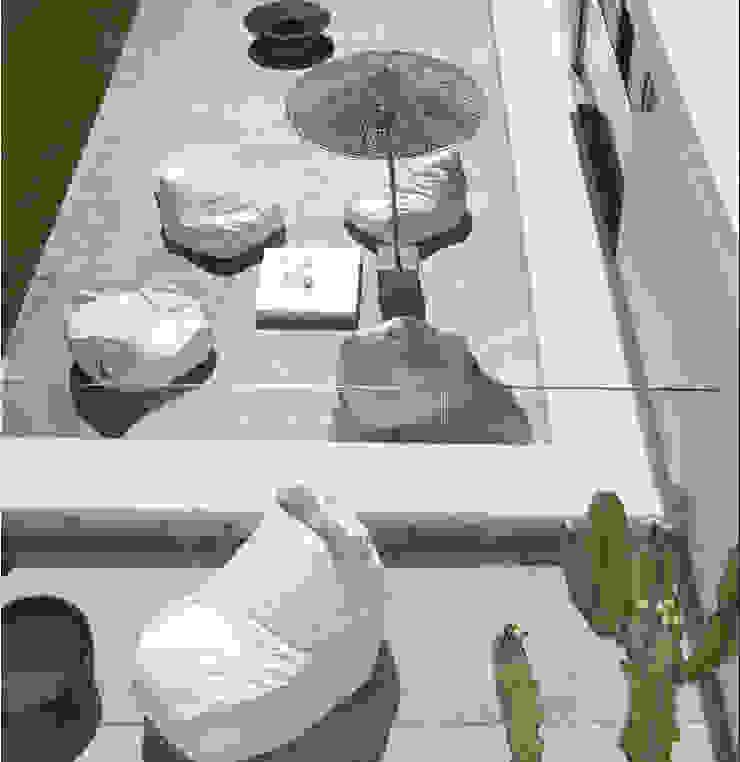 Projeto Qta. da Marinha Officina Boarotto Jardins modernos