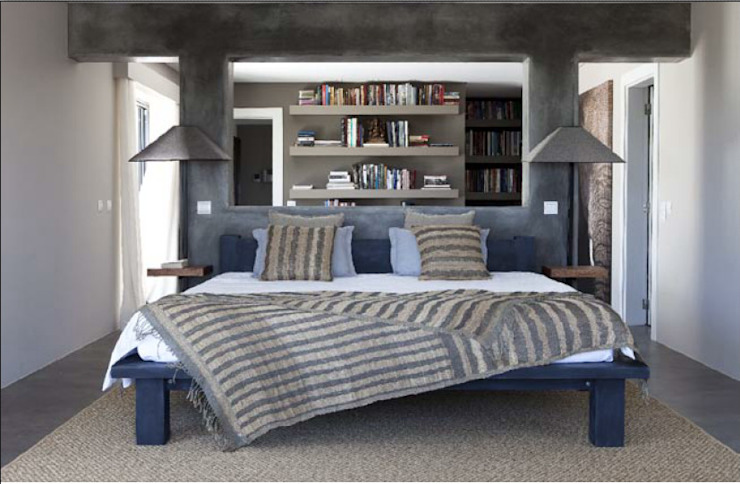 Officina Boarotto Modern style bedroom