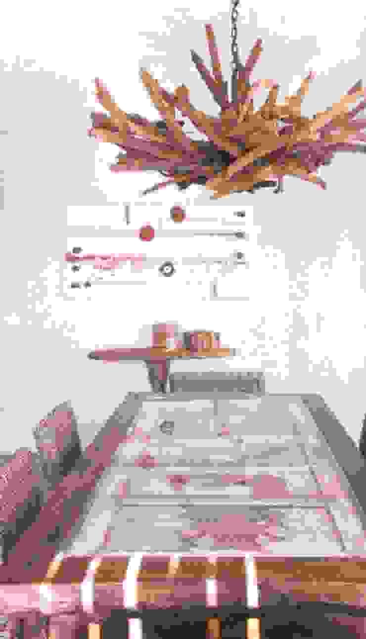 Projeto Serra de Loulé Officina Boarotto Salas de jantar modernas