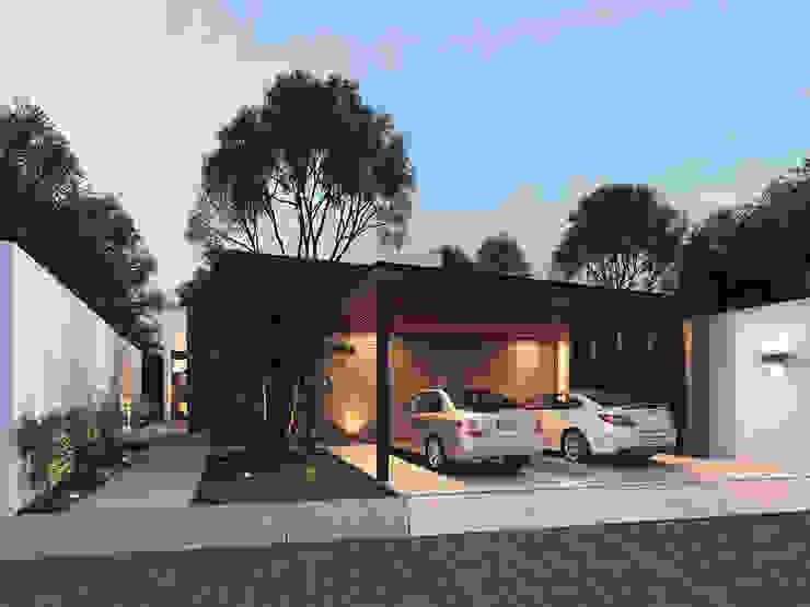 Heftye Arquitectura Detached home