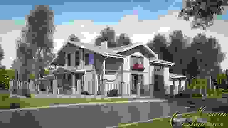 根據 Компания архитекторов Латышевых 'Мечты сбываются' 北歐風
