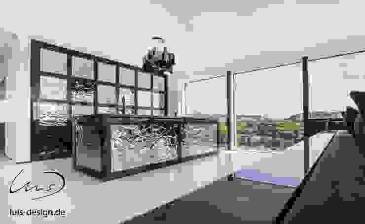 modern  by Luis Design, Modern Granite