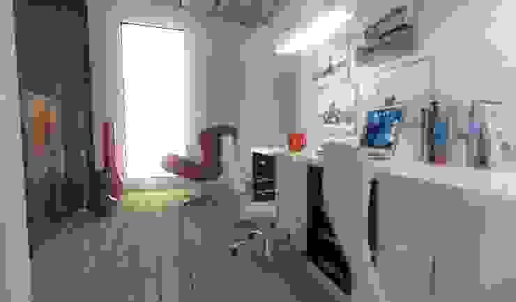 Habitaka diseño y decoración Bureau original Bois Blanc