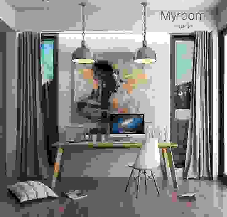 ผลงานของบริษัท โดย MyroomStudio