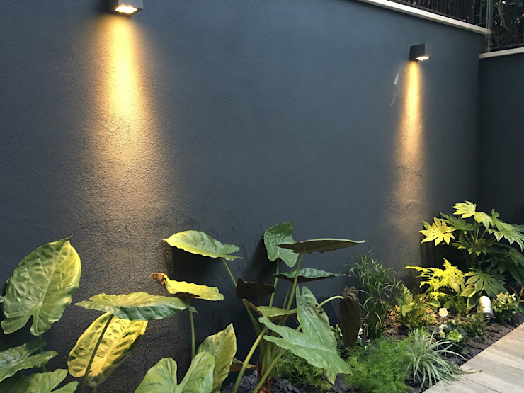 Au dehors Studio. Architettura del Paesaggio Jardin moderne