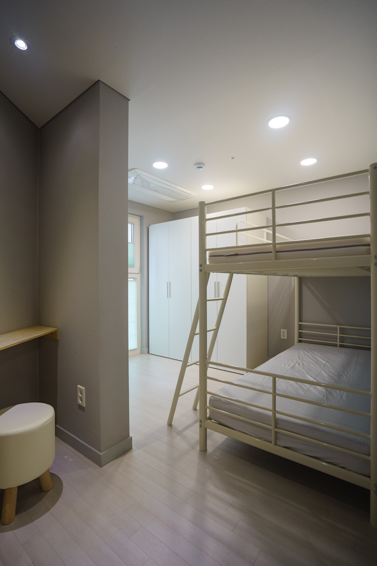 TODOT Modern style bedroom