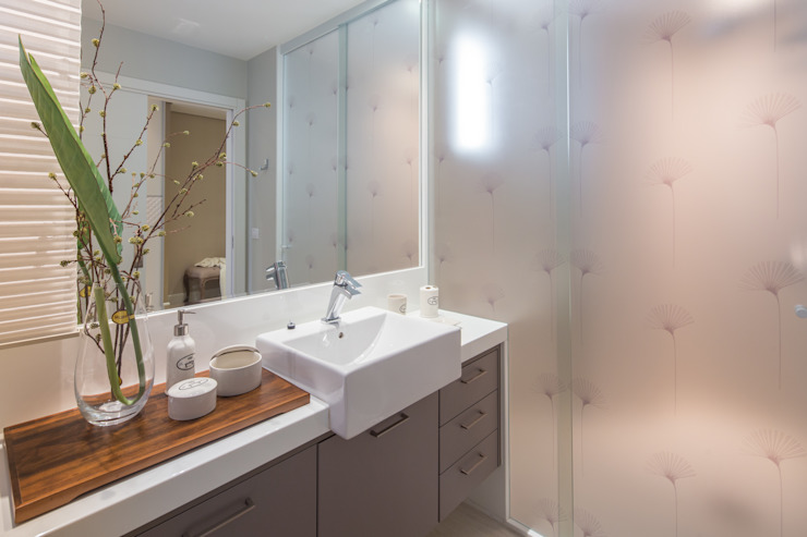 Modern bathroom by PROCAVE Modern Wood Wood effect
