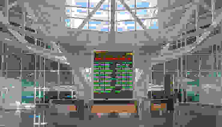 Bali Ngurah Rai International Airport Bandara Minimalis Oleh Wisma Sehati Minimalis