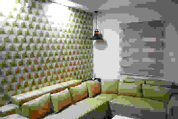 Sofa: rustic  by Dream Modular,Rustic Leather Grey