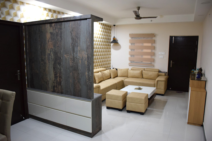 MY Home Vihanga: rustic  by Dream Modular,Rustic Plywood