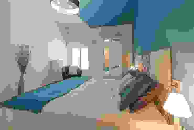 Anna Leone Architetto Home Stager Minimalist bedroom