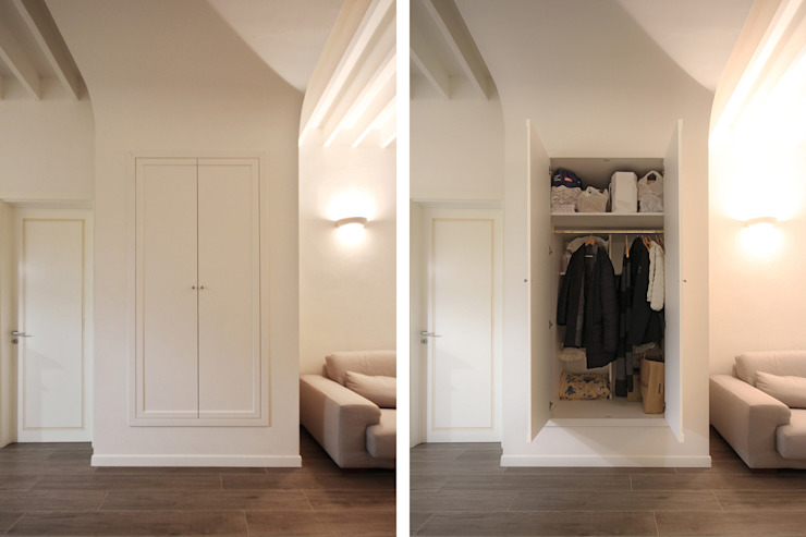 غرفة المعيشة تنفيذ JFD - Juri Favilli Design