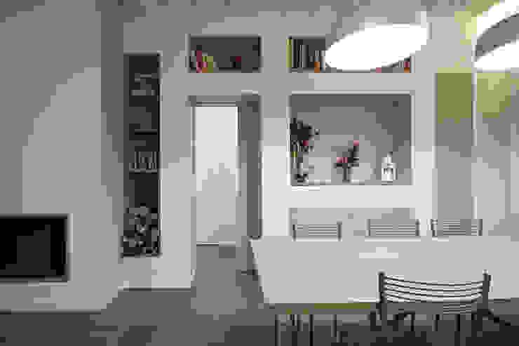 Salle à manger de style  par JFD - Juri Favilli Design, Rural