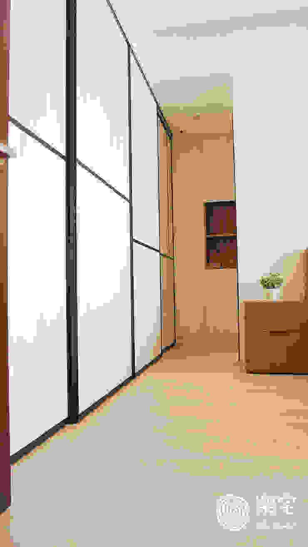 . 根據 樂宅設計|系統傢俱 隨意取材風