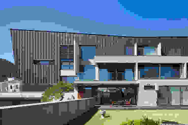 향한리주택 모던스타일 주택 by 건축사 사무소 YEHA 모던
