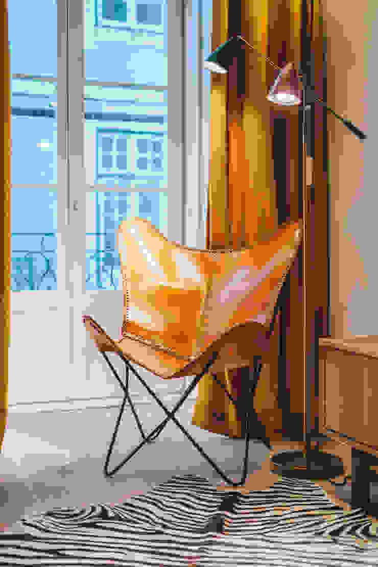 Salones de estilo ecléctico de YS PROJECT DESIGN Ecléctico