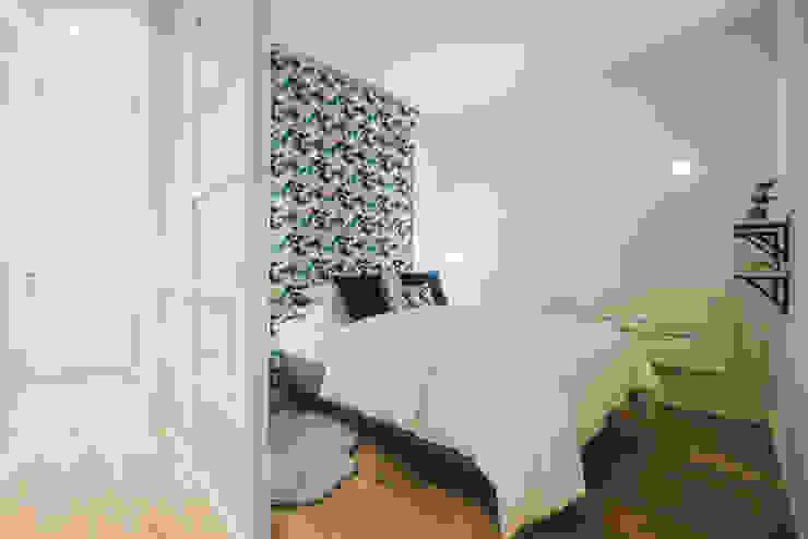 Dormitorios de estilo ecléctico de YS PROJECT DESIGN Ecléctico