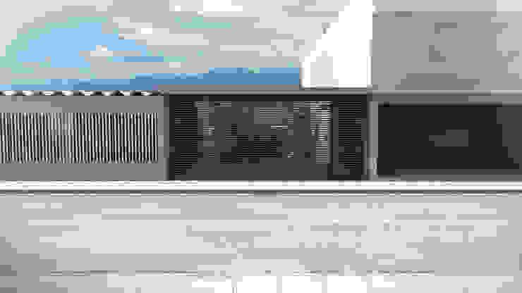 Garagem por ODVO Arquitetura e Urbanismo