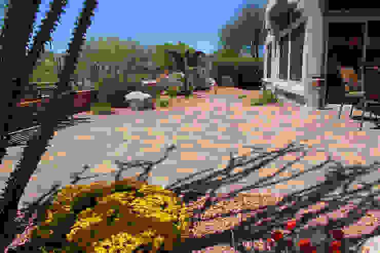 Johnson family Modern Garden by D&V Landscaping Services LLC Modern