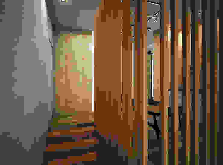 Heddster Factory House by Zero field design studio Industrial