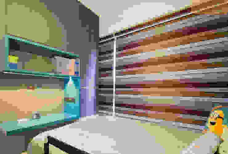 Designer House Dormitorios de niños Aglomerado Verde