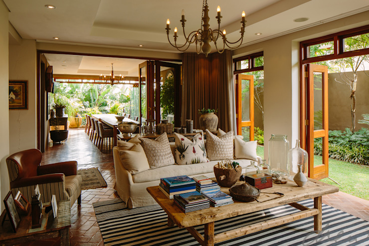 by drew architects + interiors Classic Bricks
