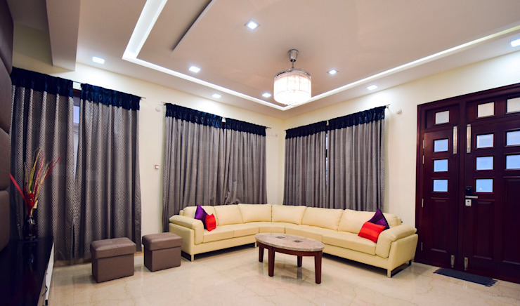 What Are Some L Shaped Sofa Ideas For My Home Homify Homify