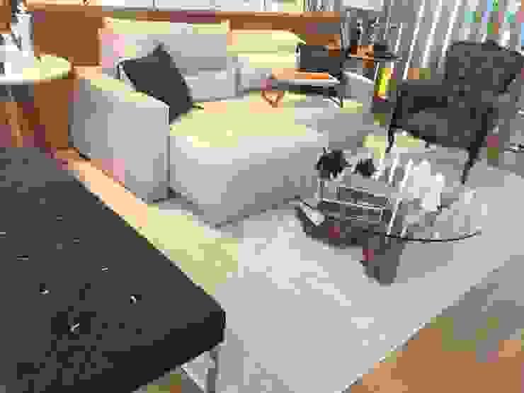 Sgabello Interiores Living roomSofas & armchairs Textile Beige