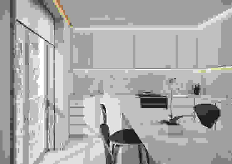 Onstudio Lda Modern kitchen