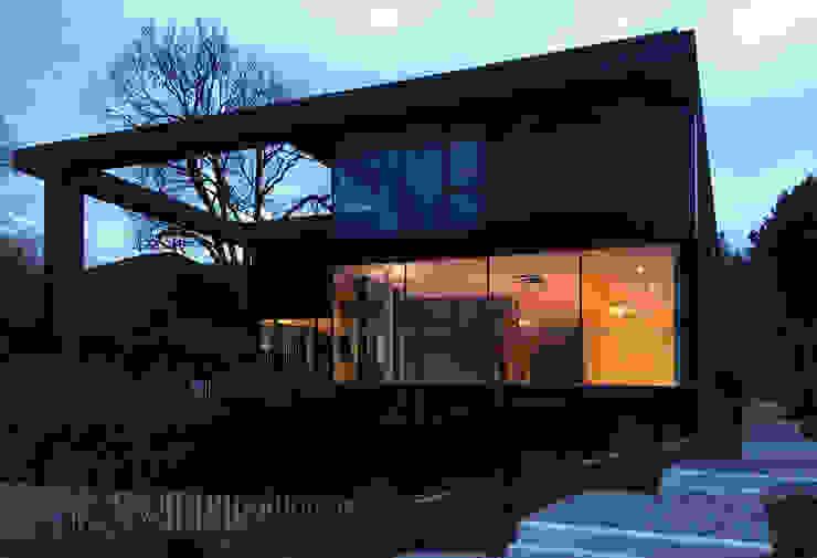 Casas de estilo minimalista de Architekt Zoran Bodrozic Minimalista Concreto