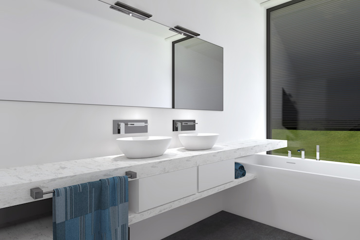 Magnific Home Lda Modern bathroom