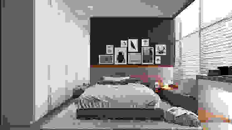 Thiết kế Nội thất bởi AT Design Hiện đại