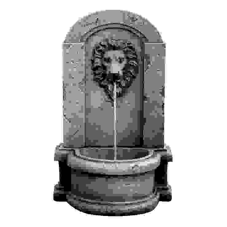 Lion Fountain: modern  by Altegic Ecomtrading Pvt. Ltd, Modern Sandstone