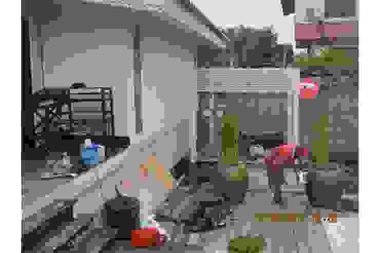 งานซ่อมแซมบ้านคุณศิ โดย earthcraft